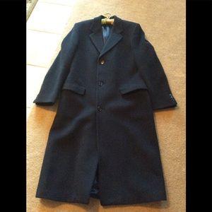 Hammersley 40L Wool Cashmere Blend Winter coat